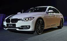bmw f30 m performance parts shown in malaysia