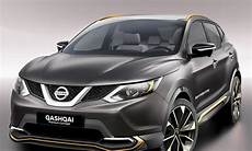 Nissan Qashqai Facelift 2017 Erste Informationen