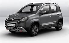 La Nouvelle Fiat Panda Cross
