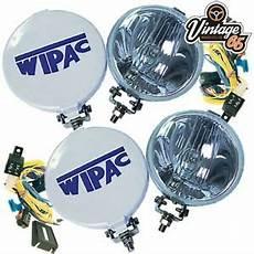 land rover series p6 2000 a40 wipac chrome fog spot l wiring kit ebay