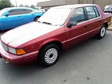 car repair manual download 1995 plymouth acclaim electronic toll collection purchase used 1995 plymouth acclaim 49 000 senior driven miles 2 5 4cylinder cruise quot no reseve