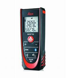 leica disto d2 laser distance meter with bluetooth tiger