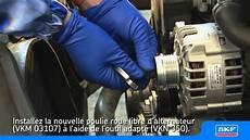 Skf Poulie Roue Libre D Alternateur Vkm 03107 Volkswagen