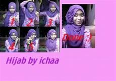 Cara Memakai Jilbab Segi Empat Simple Dan Anggun Ala Ichaa