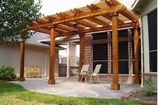 coperture terrazzo in legno le coperture in legno informazioni e consigli