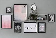 bildergalerie an der wand how to hang your pictures create your own gallery wall
