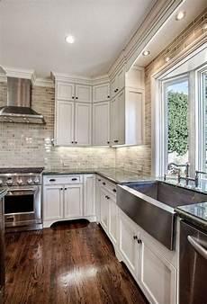 kitchen paint colors with brick 80 cool kitchen cabinet paint color ideas
