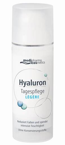 Medipharma Cosmetics Hyaluron Tagespflege L 233 G 232 Re 50 Ml