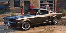 Gt 500 Eleanor - shelby gt500 eleanor add on gta5 mods
