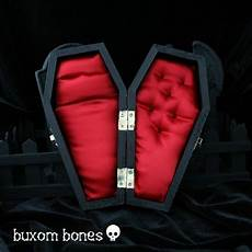 gothic wedding coffin jewelry box halloween wedding keepsake coffin box engagement ring