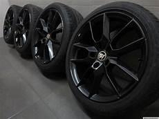 18 inch summer wheels original skoda octavia 3 5e rs