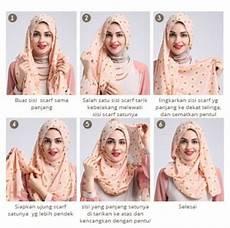 6 Tutorial Jilbab Pashmina Yang Bisa Kamu Coba Biar Gaya