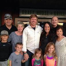 Joanne Family - what ethnicity is joanna gaines from hgtv s fixer