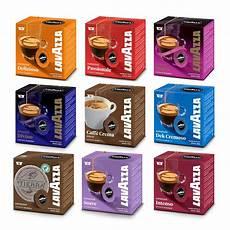 Lavazza A Modo Mio Coffee Capsules Starter Set With 9