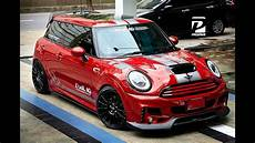 mini cooper s tuning dia show tuning prodrive mini cooper s mit duell ag