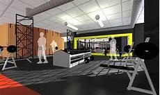 3d en projet salle de sport architecture d 233 coration