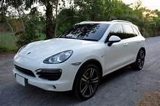 Porsche Cayenne Used 2012