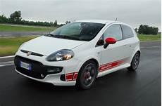 Fiat Punto Evo Abarth Review Autocar