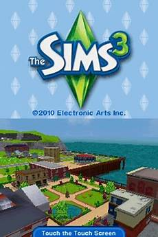 Sims Apartment Pets Ds Rom by The Sims 3 Nds Rom Ps1 Psp Roms Isos