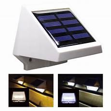 led solar garden l solar charged powered outdoor path light wall lights luz lara