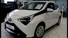 2019 New Toyota Aygo X Play Exterior And Interior