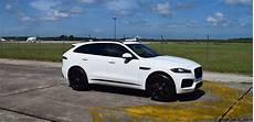2017 Jaguar F Pace S Usa Drive Review And