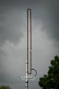 2 meter slim jim antenna kb9vbr j pole antennas