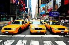 The Alfano Where Do New York City Taxi Drivers Go