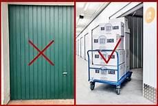garage zweckentfremdet garage versus lagerbox oder warum es keine gute idee ist