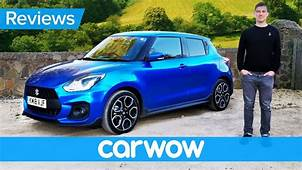New Suzuki Swift Sport 2019 Review – See Why It's The Most
