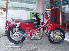 Honda Grand Modif C70 by Ktmc Honda C70