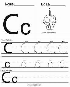 letter c tracing worksheets for preschool 23580 c free handwriting worksheet print jpg 2400 215 2988 printable preschool worksheets alphabet