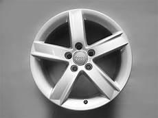 audi original 17 inch alloy rims sold tirehaus new