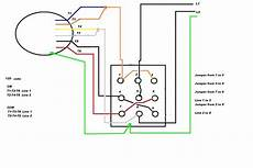 3 phase motor wiring diagram 9 leads free wiring diagram
