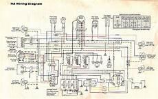 Wiring Diagram Kawasaki H2 Engine Electrical 59478
