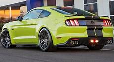 Chiptuning Tickford Facelift Ford Mustang Ecoboost V8 2