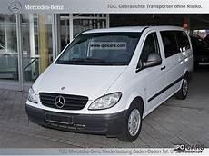 2008 mercedes vito 109 kbi 8 seats ahk dpf car