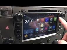 radio vectra c android