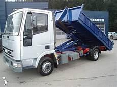 camion multibenne occasion iveco eurocargo 75e14 gazoil