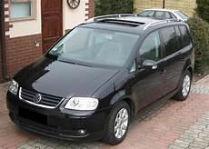 2004 Volkswagen Touran Photos Informations Articles