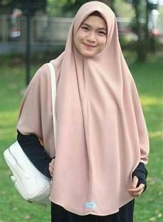 51 Populer Model Jilbab Instan Segi Empat Warna Jilbab