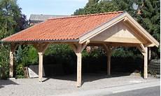 satteldach carport schutz fuers holzgarage holzgaragen als individueller bausatz