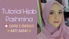 Tutorial Pashmina Simple Kekinian Acara