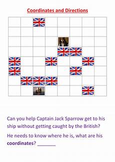 compass directions ks2 worksheets 11720 coordinates and compass activity sheets by mrbrettb teaching resources tes