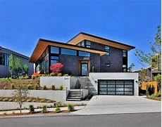 contemporary home style by bb single family custom home design mid century modern