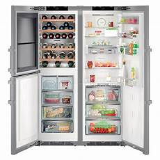 refrigerateur side by side refrigerator side by side premiumplus liebherr height