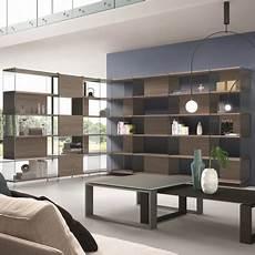 librerie soggiorno libreria scaffale angolare da soggiorno design moderno byblos9
