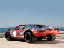 1974 De Tomaso Pantera This Thing Just Looks Sick  Super