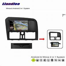 liandlee car android multimedia stereo for volvo xc60 2008
