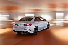 mercedes a class sedan v177 specs photos 2018